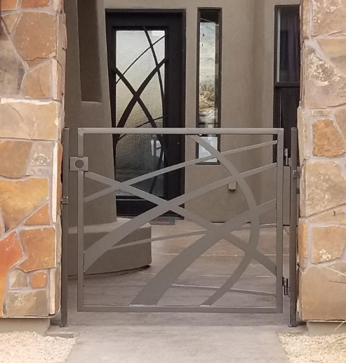 Quality gate repair in St. George, UT.
